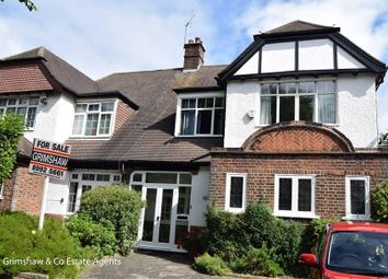 Thumbnail 4 bed property for sale in Oakley Avenue, Ealing Common, London
