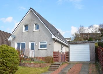 Thumbnail 4 bedroom detached house for sale in West Dhuhill Drive, Helensburgh, Argyll