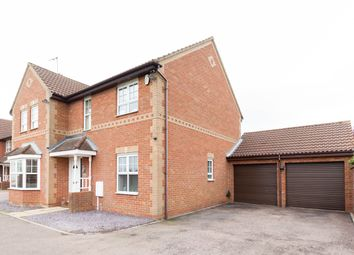 4 bed detached house for sale in Paxford Close, Wellingborough NN8