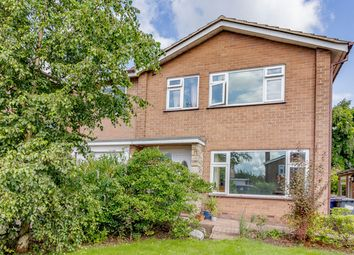 Thumbnail 4 bed detached house for sale in Barnwell Close, Uttoxeter