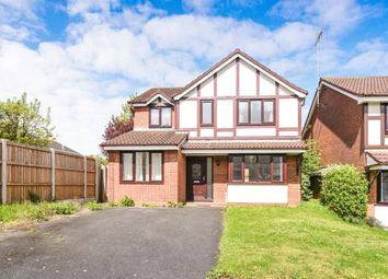 Thumbnail 5 bed detached house for sale in The Heathers, Evesham, Worcestershire