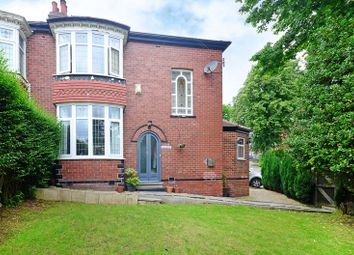 Thumbnail 3 bedroom semi-detached house for sale in Falkland Road, Ecclesall, Sheffield