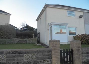 Thumbnail 3 bed semi-detached house for sale in Cadrawd Road, Mayhill, Swansea