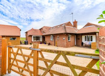 Thumbnail 4 bed detached house for sale in Church Road, Nailstone