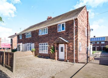 Thumbnail 4 bed semi-detached house for sale in Chesswick Avenue, Keadby, Scunthorpe