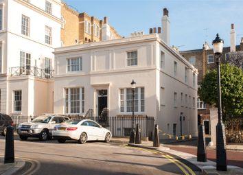 Thumbnail 4 bed maisonette to rent in Brunswick Place, Regents Park, London