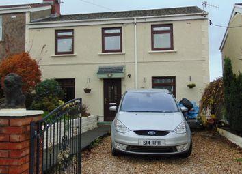 Thumbnail 3 bed semi-detached house for sale in Glasfryn Terrace, Llanelli, Llanelli, Carms