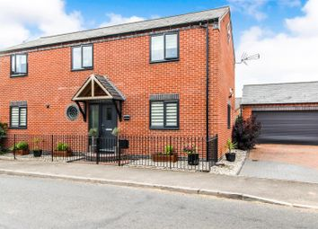Thumbnail 3 bed detached house for sale in Shrewley Common, Shrewley, Warwick