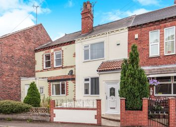 Thumbnail 2 bed terraced house for sale in Walkergate, Pontefract