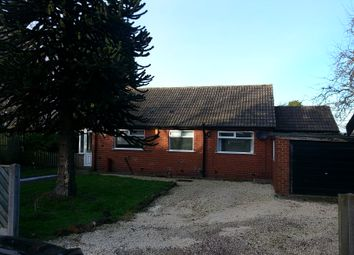 Thumbnail 3 bed detached bungalow to rent in High Street, Crigglestone