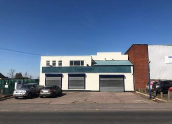 Thumbnail Light industrial for sale in 3 Wellington Road, Dudley, West Midlands