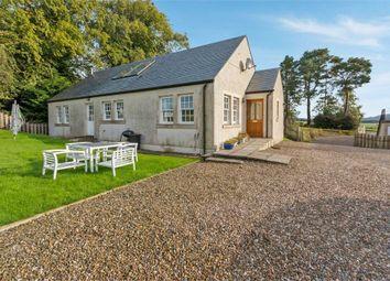 Thumbnail 3 bed detached bungalow for sale in Hamilton Hall, West Linton, Scottish Borders