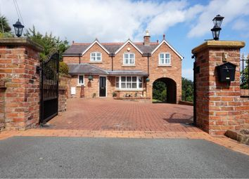 Thumbnail 4 bed detached house for sale in Cerney Road, Moss
