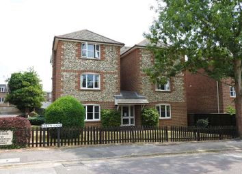 Thumbnail 1 bed flat for sale in Haydon Court, Emlyn Lane, Leatherhead