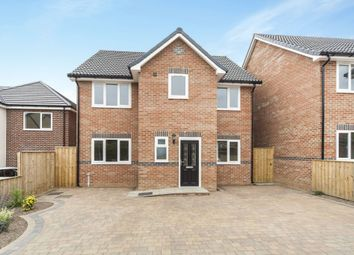Thumbnail 4 bed detached house for sale in Fernwood, Coulby Newham, Middlesbrough