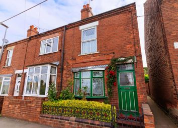 Thumbnail 3 bed terraced house for sale in Stather Road, Burton-Upon-Stather, Scunthorpe
