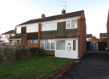 Thumbnail 3 bed semi-detached house for sale in Mallard Close, Worcester