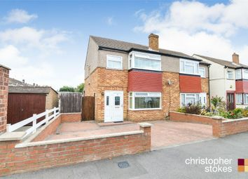3 bed semi-detached house for sale in Gloucester Avenue, Waltham Cross, Hertfordshire EN8