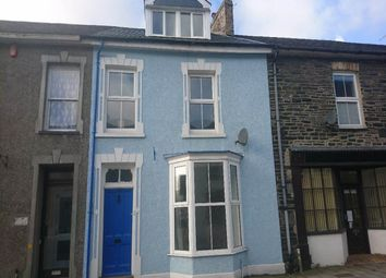 Thumbnail 5 bed terraced house to rent in Bridge Street, Lampeter, Ceredigion