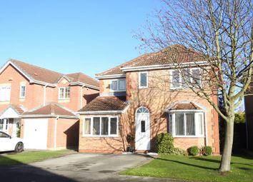 Thumbnail 4 bedroom detached house for sale in The Drift, Hucknall, Nottingham