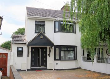 Thumbnail 4 bed semi-detached house for sale in Hugh Road, Smethwick