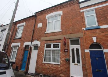 Thumbnail 3 bedroom terraced house to rent in Edward Road, Leicester