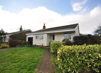 Thumbnail 2 bed bungalow to rent in Greenlydd Close, Niton, Ventnor