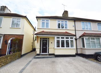 3 bed semi-detached house for sale in Herbert Road, Shoeburyness, Essex SS3