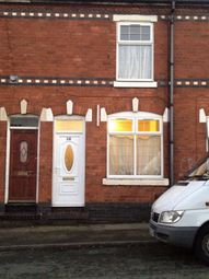 Thumbnail 2 bedroom terraced house for sale in Croft Street, Walsall, West Midlands