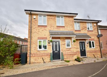 Thumbnail 2 bed semi-detached house to rent in Ravenshorn Way, Renishaw