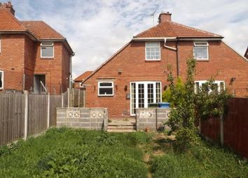 Thumbnail 2 bed semi-detached house for sale in Peel Crescent, Mansfield, Nottinghamshire