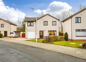 Thumbnail 3 bed detached house for sale in Myres Drive, Glenrothes