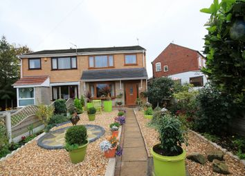 Thumbnail 3 bed semi-detached house for sale in Victoria Street, Newtown, Wigan