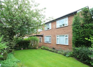 Thumbnail 2 bed flat for sale in St John's Court, St John's Road, Altrincham