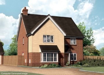 Thumbnail 5 bed detached house for sale in Stockett Lane, East Farleigh, Maidstone
