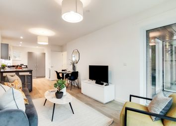 Thumbnail 1 bed flat to rent in Eden House, 33 Lampton Road, Hounwlow