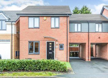 Thumbnail 3 bed link-detached house for sale in Stokesay Close, Chelmsley Wood, Birmingham, West Midlands