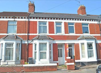 3 bed terraced house for sale in Cwmdare Street, Cathays, Cardiff CF24