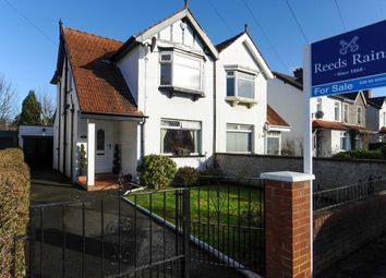 Thumbnail 3 bed semi-detached house for sale in Station Road, Belfast
