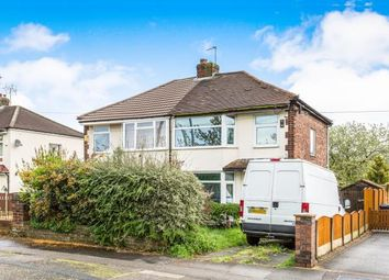 Thumbnail 3 bed semi-detached house for sale in Station Road, Fearnhead, Warrington, Cheshire