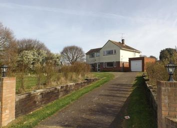 Thumbnail 4 bed detached house for sale in Shotley Gate, Suffolk