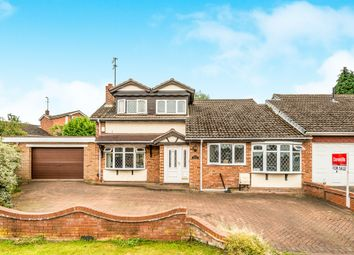Thumbnail 3 bed link-detached house for sale in Bampton Avenue, Chase Terrace, Burntwood