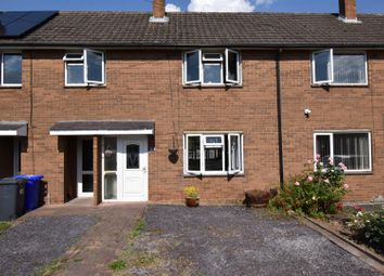 Thumbnail 3 bed terraced house for sale in Cherry Tree Road, Stapenhill, Burton-On-Trent