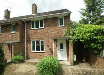 Thumbnail 2 bed end terrace house to rent in Damask Green, Chaulden, Hemel Hempstead