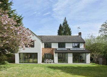 Thumbnail 5 bed detached house for sale in The Garth, Farnborough