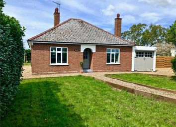 Thumbnail 3 bed detached bungalow for sale in Silt Road, Nordelph, Downham Market