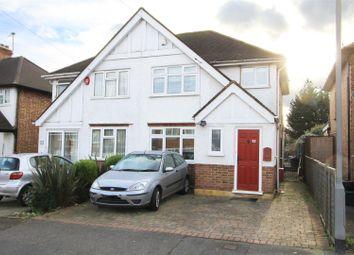 Thumbnail 3 bed semi-detached house for sale in Misbourne Road, Hillingdon