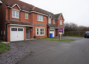 Thumbnail 4 bed detached house for sale in The Brambles, Whitley Bay