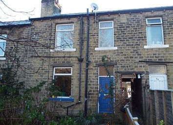 Thumbnail 1 bedroom terraced house for sale in Dewhurst Road, Huddersfield, West Yorkshire, Yorkshire