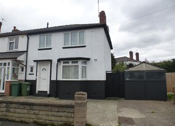 Thumbnail 3 bedroom semi-detached house for sale in Stanbury Avenue, Wednesbury